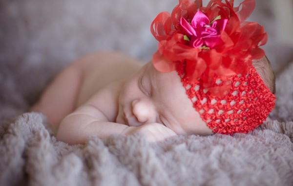 Фотосессия новорожденного в Москве