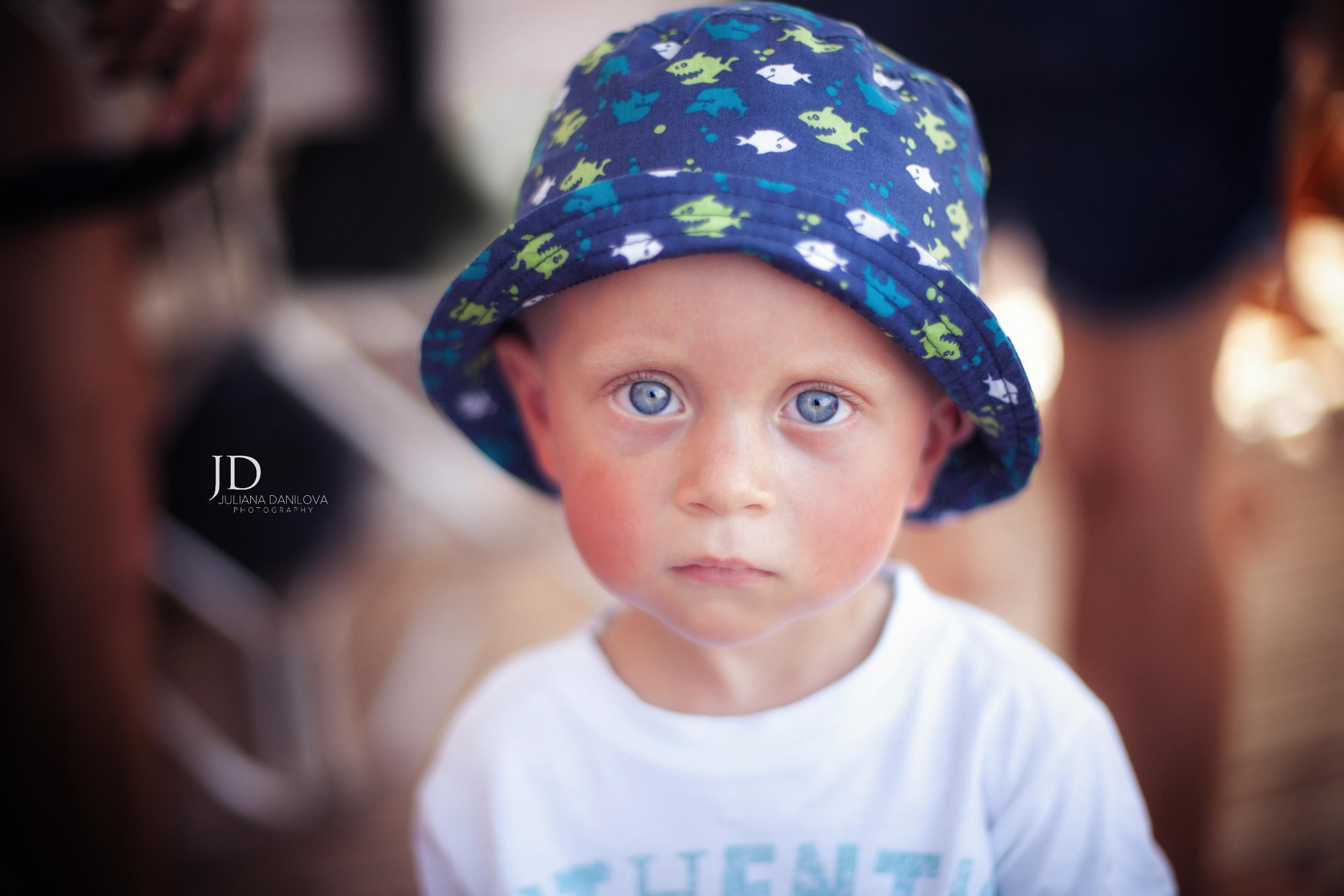 Как сфотографировать ребенка