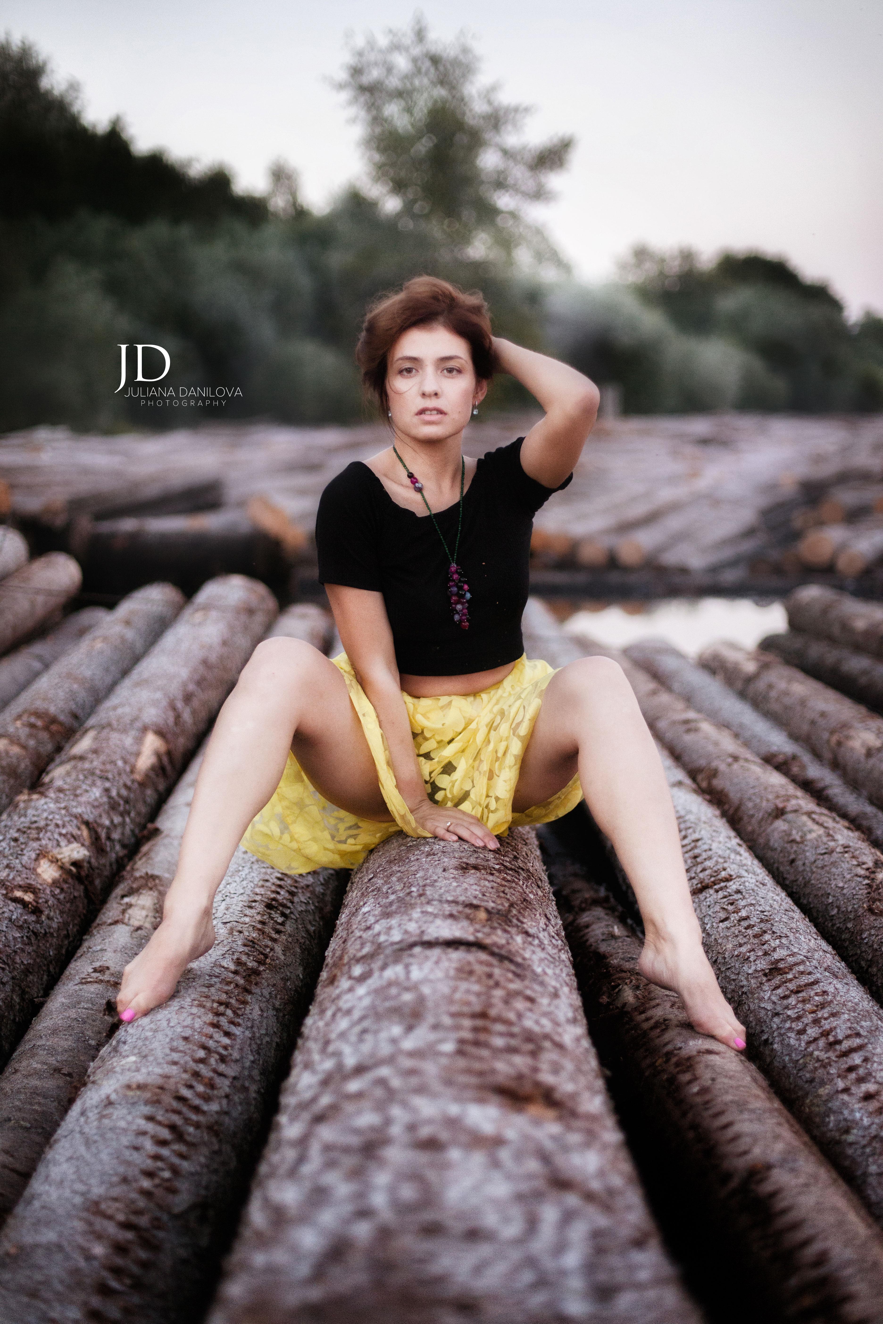Фотографирование моделей, красивых девушек
