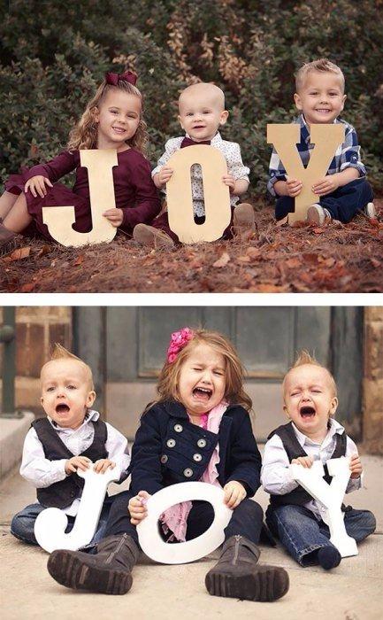 веселые смешные дети