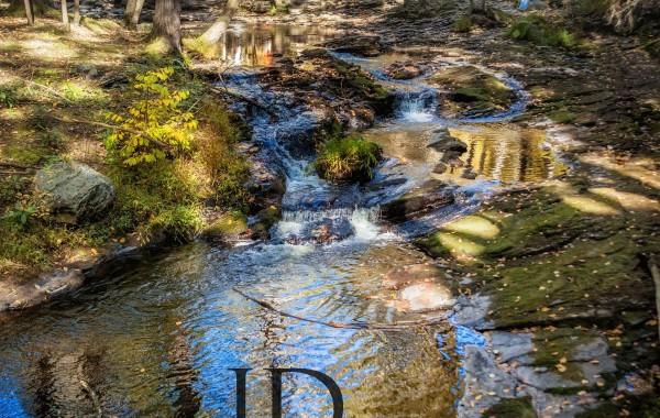 Bushkill Falls, Ниагара Пенсильвании