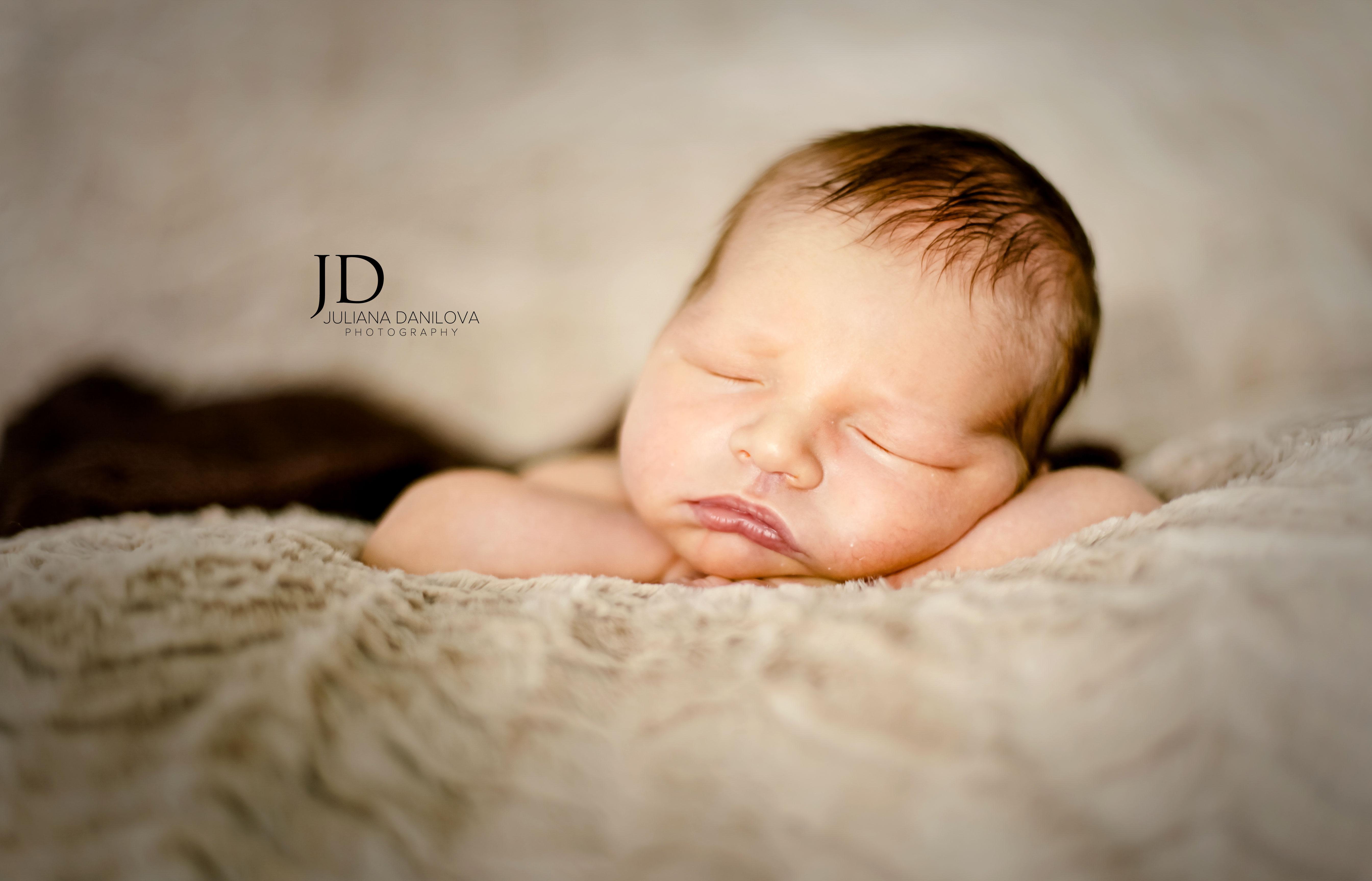 фотосессия новрожденного