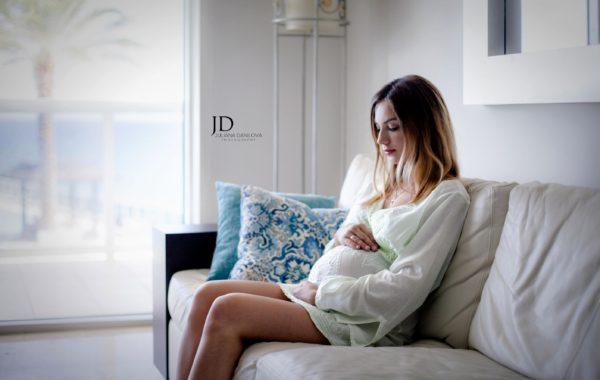 Фотосъемка беременных в Москве