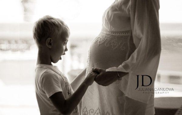 В ожидании рождения ребенка